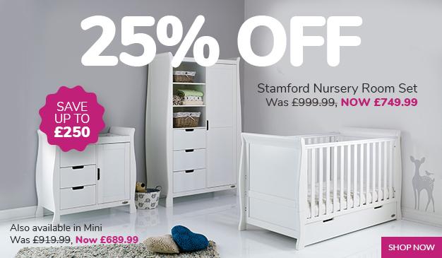 Cuckooland: 25% off nursery set
