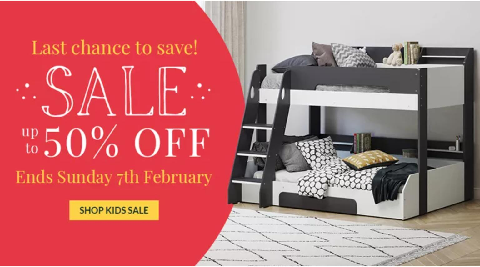 Cuckooland Cuckooland: Sale up to 50% off kids interiors