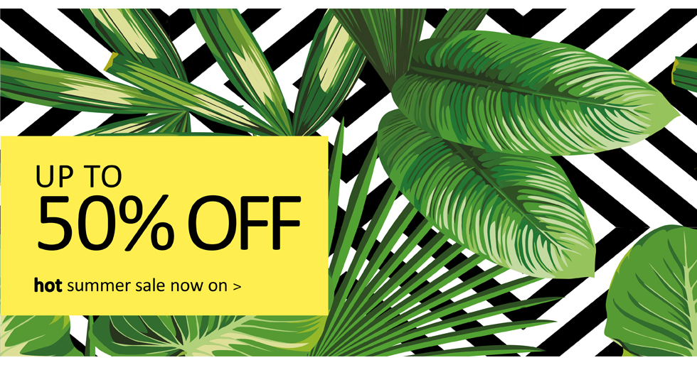 Culture Vulture: Summer Sale up to 50% off clothing & accessories, home & garden, gifting