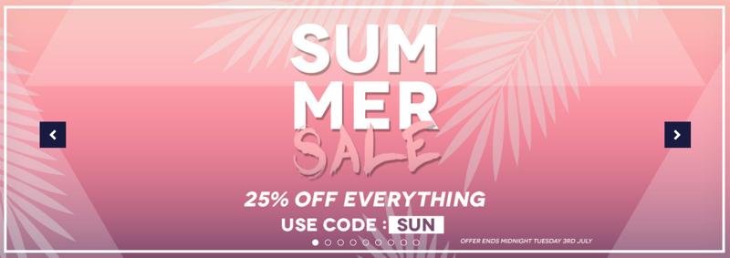 Charles Wilson Charles Wilson: Summer Sale 25% off menswear