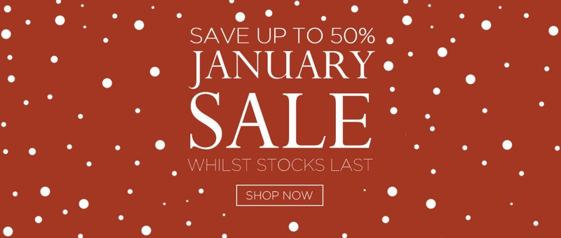 David Shuttle David Shuttle: Sale up to 50% off jewellery, watches and gifts