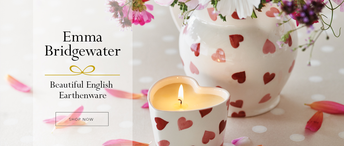 David Shuttle David Shuttle: up to 10% off Emma Bridgewater pottery and textilies