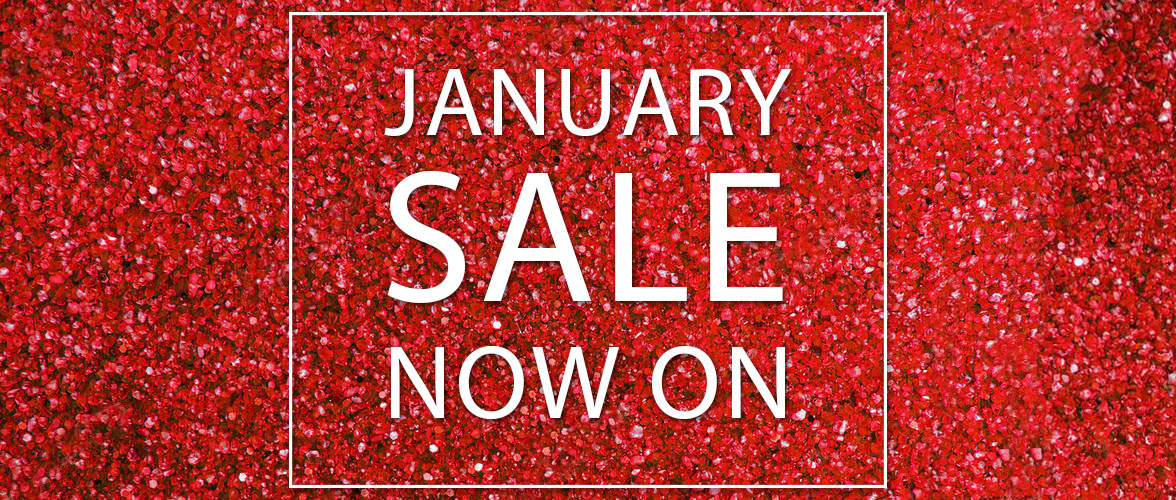 David Shuttle: January Sale up to 50% off jewellery, watches and cookware