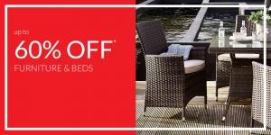 Debenhams: sale up to 60% off