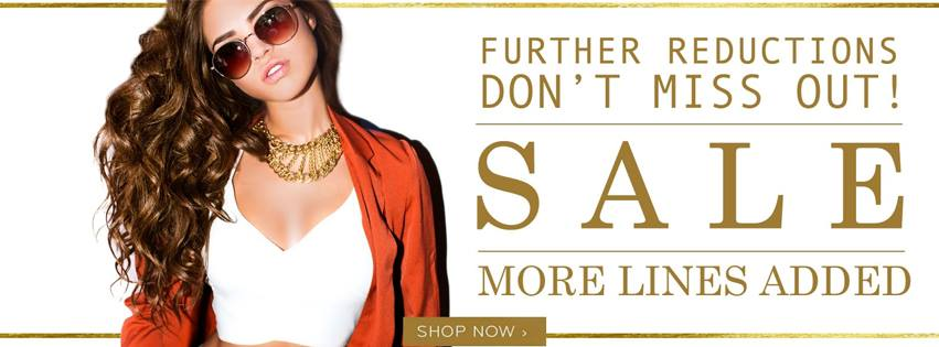 Designer Desirables: extra 15% off Sale for dresses, shoes and accessories