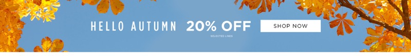 Dorothy Perkins: 20% off autumn wardrobe
