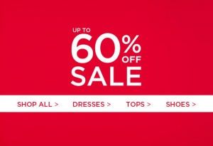 Dorothy Perkins: sale up to 60% off