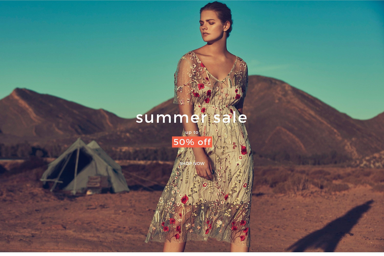 Elvi Elvi: Summer Sale up to 50% off plus size clothing for women