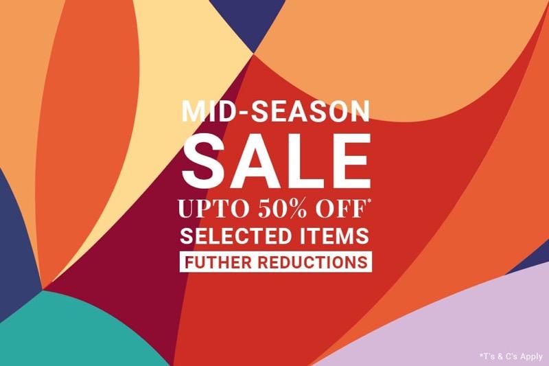 Elvi: Mid-Season Sale up to 50% off women's fashion