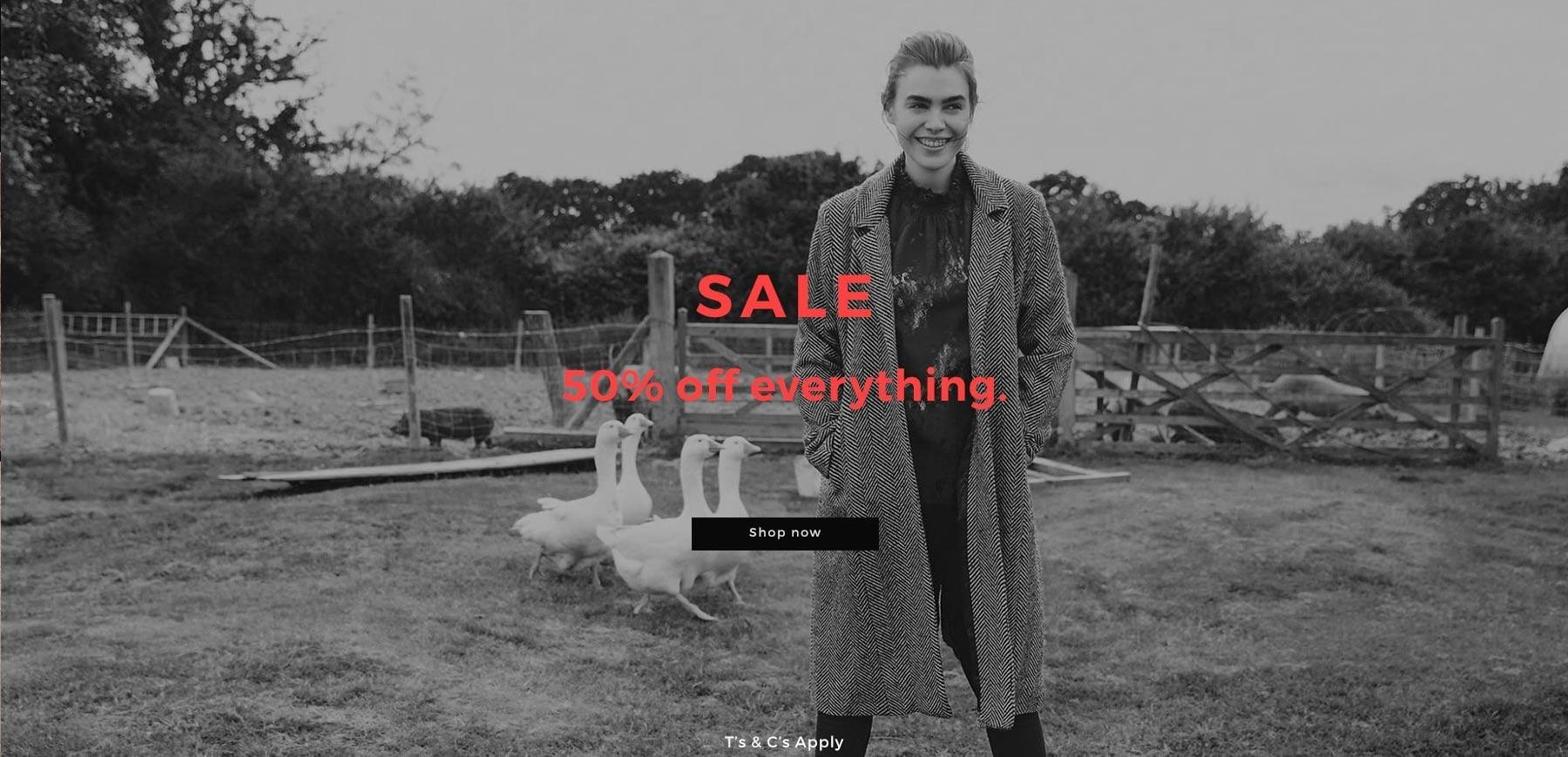 Elvi Elvi: Sale 50% off everything of plus size clothing