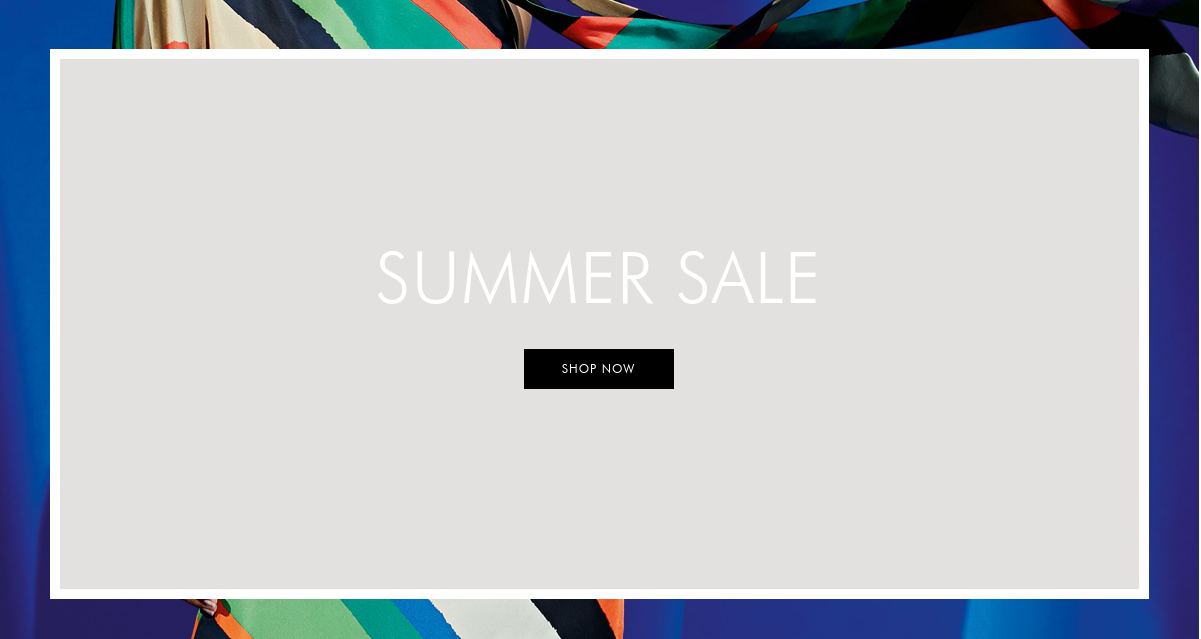Escada: Sale up to 60% off clothing, shoes and accessories