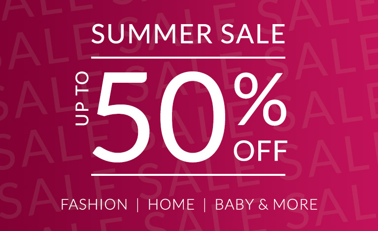 Ethical Superstore: Sale up to 50% off fashion, home, baby and more