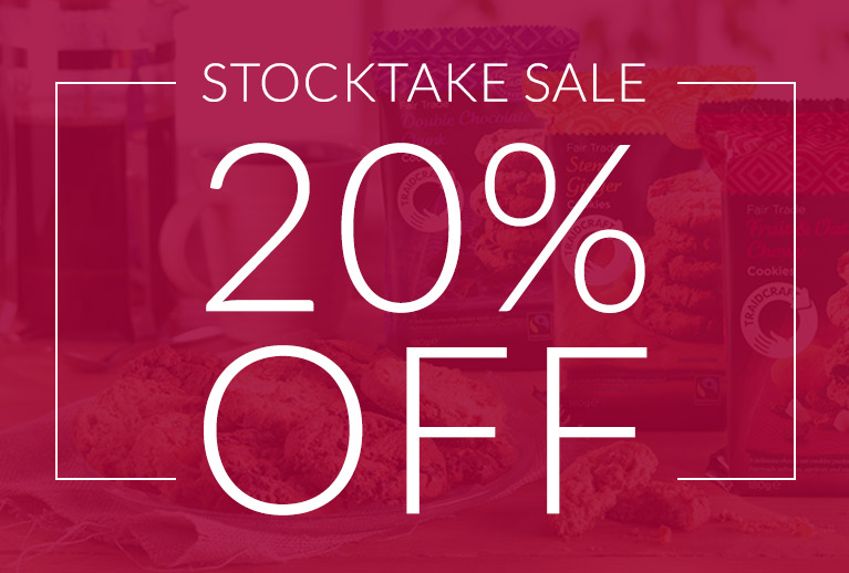 Ethical Superstore: Sale 20% off Stocktake Sale