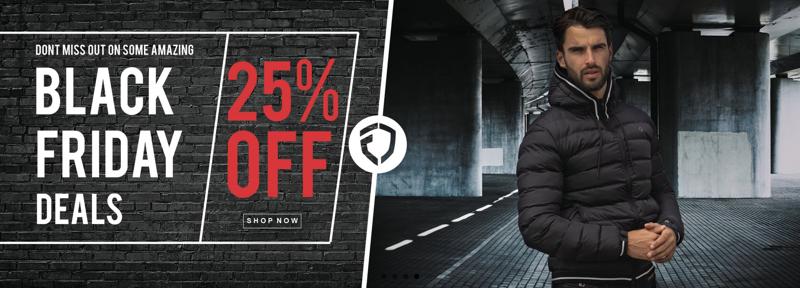 Black Friday ETO Jeans: 25% off men's clothing