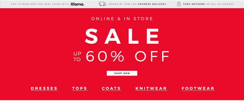 Evans Clothing Evans Clothing: Sale up to 60% off plus size clothing