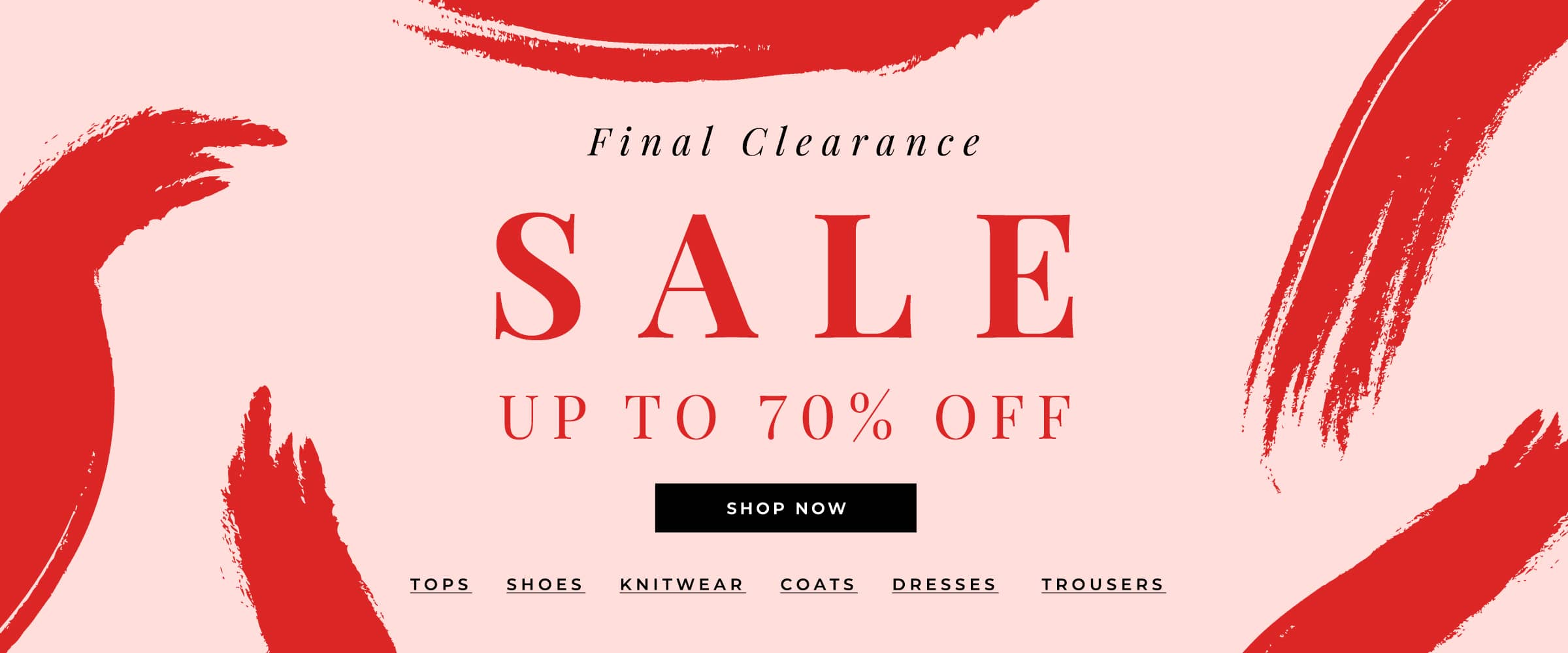 Evans Clothing: Final Clearance Sale up to 70% off plus size clothing