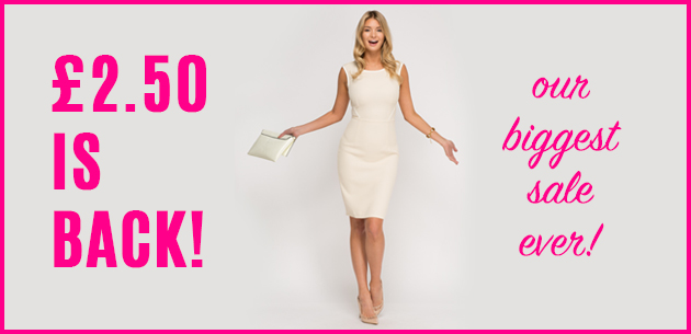 Everything 5 Pounds Everything 5 Pounds: clothing, shoes and accessories for £2.50