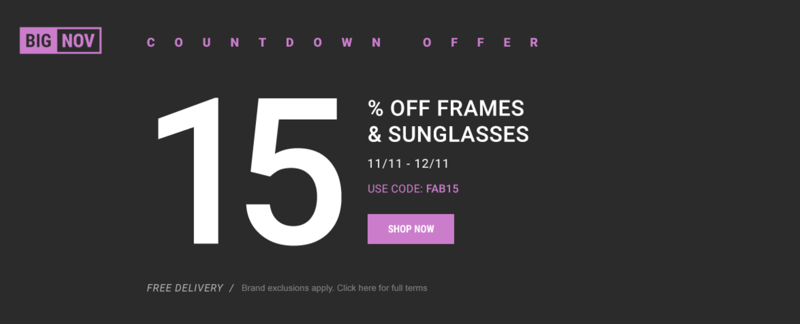 Eyewearbrands.com: 15% off frames & sunglasses
