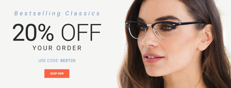 Eyewearbrands.com Eyewearbrands.com: 20% off designer sunglasses