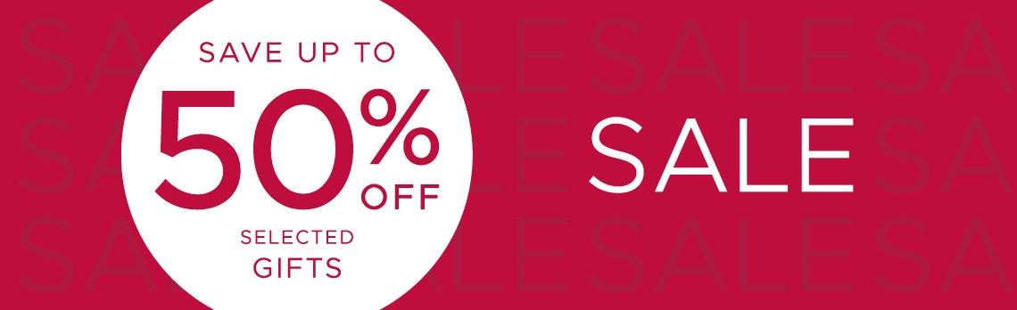 F.Hinds Jewellers F.Hinds Jewellers: Sale up to 50% off selected gifts