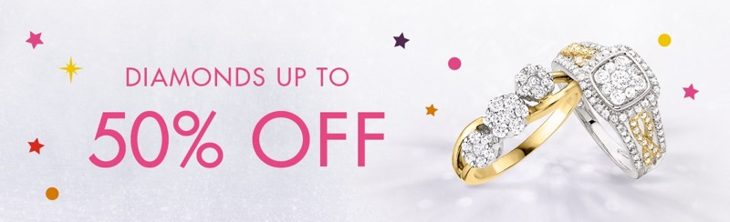 F.Hinds Jewellers F.Hinds Jewellers: up to 50% off diamonds