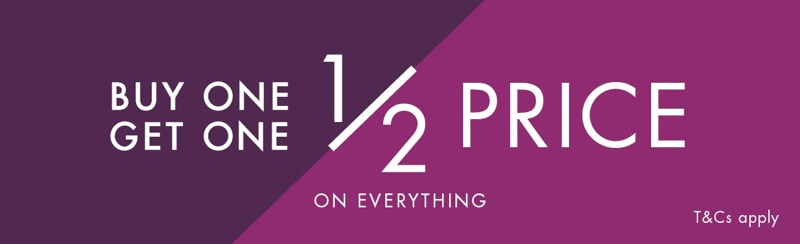F.Hinds Jewellers F.Hinds Jewellers: buy one get one half price