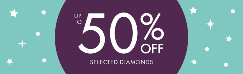 F.Hinds Jewellers F.Hinds Jewellers: up to 50% off selected diamonds