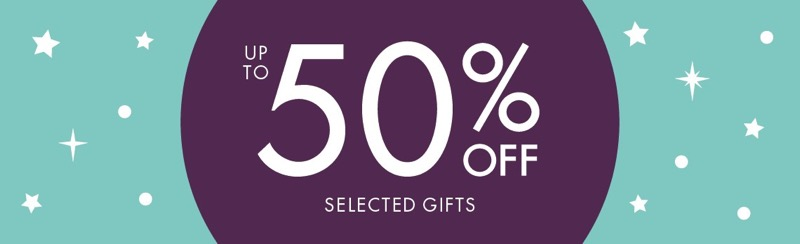 F.Hinds Jewellers F.Hinds Jewellers: up to 50% off selected gifts