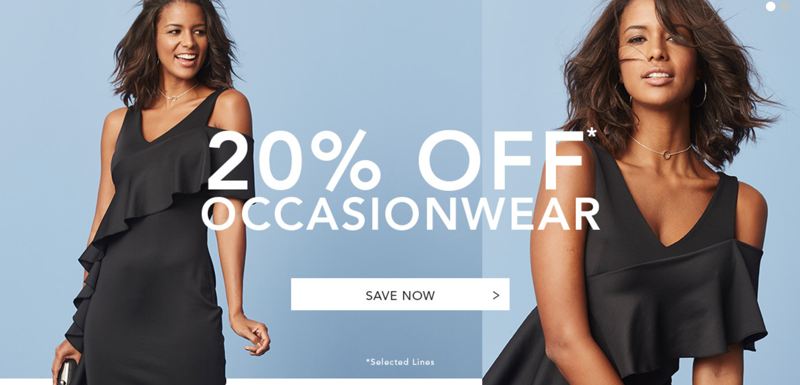 Fifty Plus Fifty Plus: 20% off occasionwear