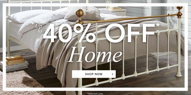 Fifty Plus: Sale up to 40% off home accessories