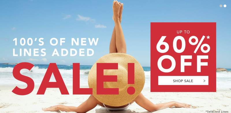 Fifty Plus Fifty Plus: Sale up to 60% off fashion for mature women
