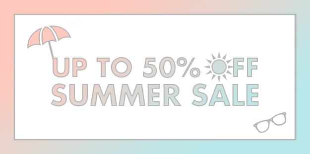 Wear All: summer sale up to 50% off