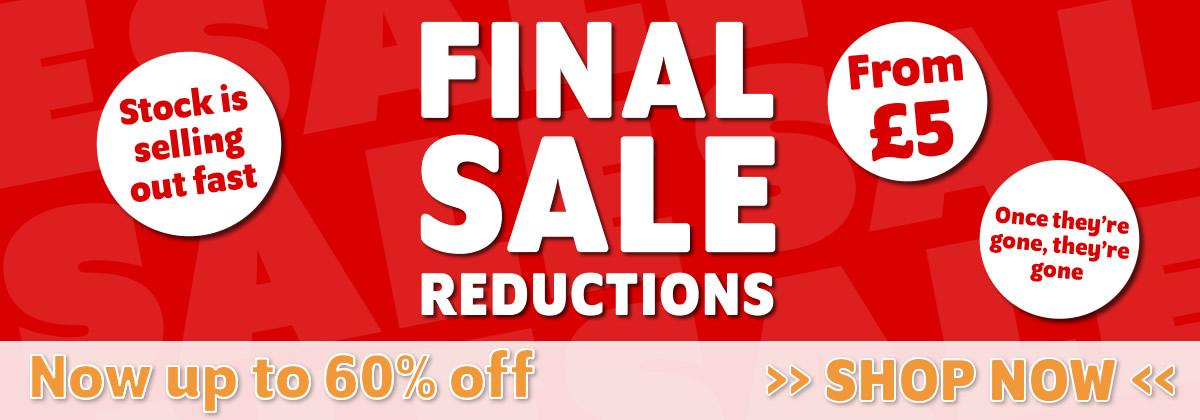 Walk tall: Final Sale up to 60% off range of footwear