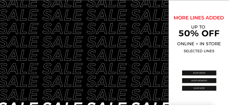 Flannels: Sale up to 50% off women's, men's and kids's luxury designer fashion