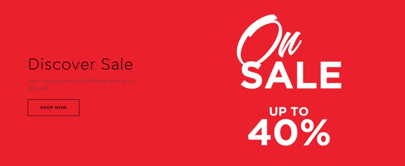Folli Follie: Autumn-Winter Sale up to 40% off jewellery and accessories
