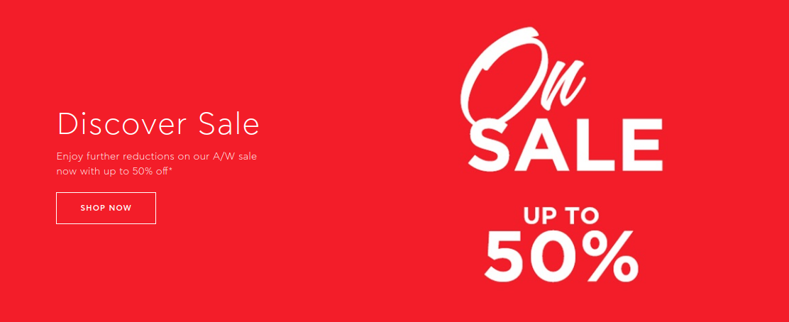 Folli Follie: Sale up to 50% off jewellery, watches, bags and accessories