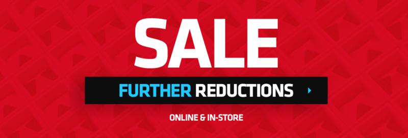 Footasylum Footasylum: Sale up to 80% off women's, men's and kids' sportswear