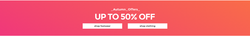 Footasylum Footasylum: up to 50% off footwear & clothing