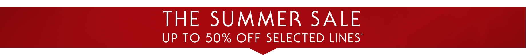 Fraser Hart: Summer Sale up to 50%  off selected lines of jewellery