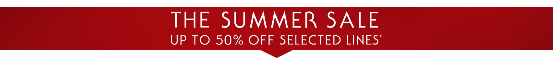 Fraser Hart Fraser Hart: Summer Sale up to 50%  off selected lines of jewellery