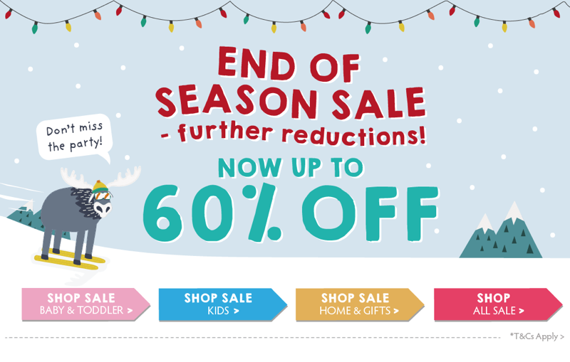 Frugi: Sale up to 60% off organic baby clothes