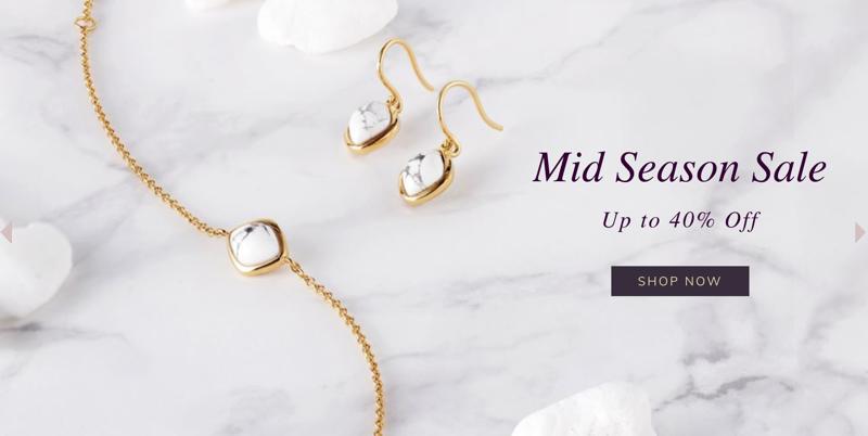 Gemondo Jewellery Gemondo Jewellery: Mid Season Sale up to 40% off jewellery