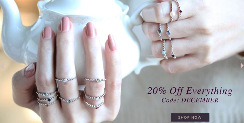 Gemondo Jewellery Gemondo Jewellery: 20% off all jewellery including sale