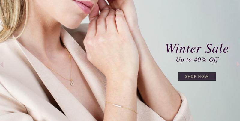 Gemondo Jewellery Gemondo Jewellery: Winter Sale up to 40% off jewellery