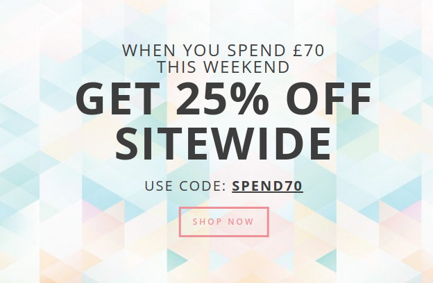 Gemporia: 25% off jewellery when you spend minimum £70
