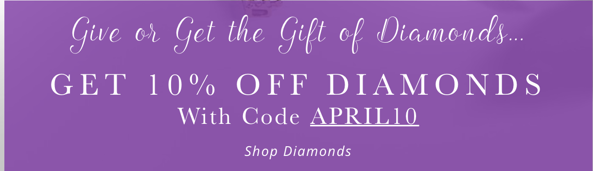 Gemporia: 10% off diamonds