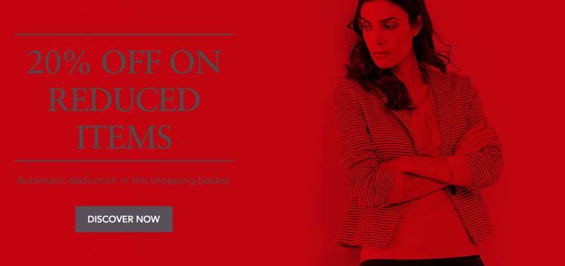 caedc71c04117 Gerry Weber: 20% off ladies fashion