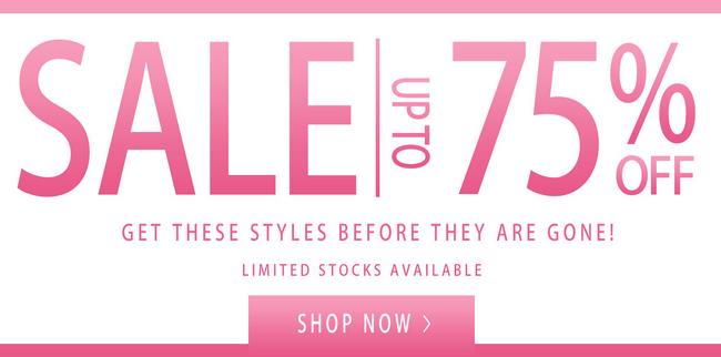 Goddiva: Sale up to 75% off Women's Fashion