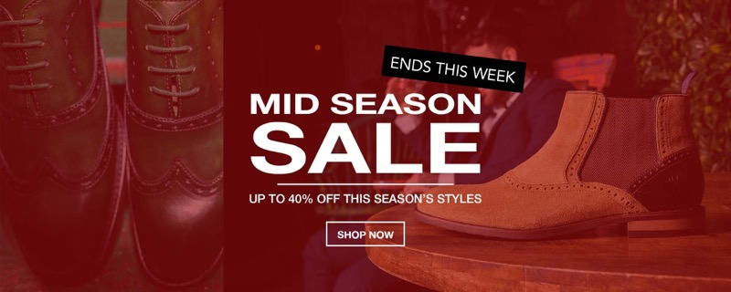 Goodwin Smith Goodwin Smith: Sale up to 40% off footwear