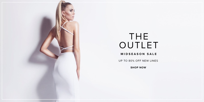 Gorgeous Couture: Mid Season Sale up to 80% off dresses